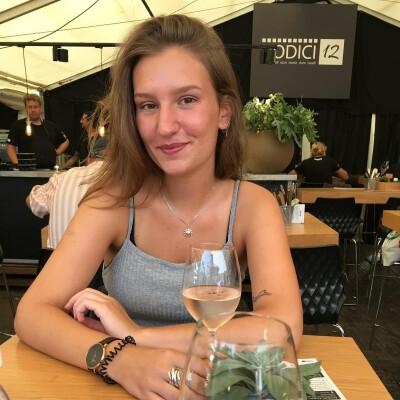 Annanina zoekt een Studio in Haarlem