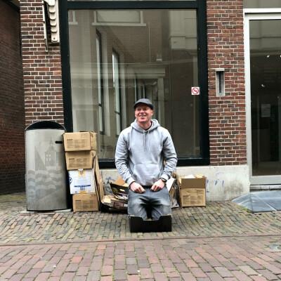 Ron zoekt een Kamer/Studio/Appartement in Haarlem